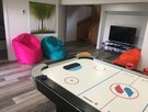 Salle jeux, Air Hockey