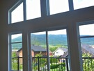 Top Floor, Window Gallery and views to the mountain