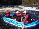 Rafting (Canot Volant)