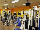 Gym au AquaClub La Source ($) Village Tremblant