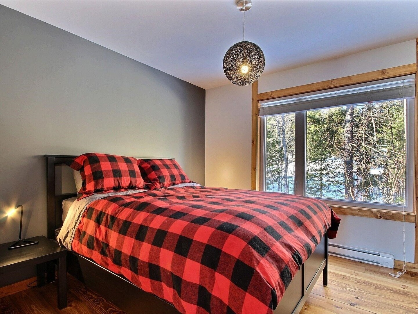 Location du chalet le panache sainte marguerite du lac for Chambre de commerce laurentides