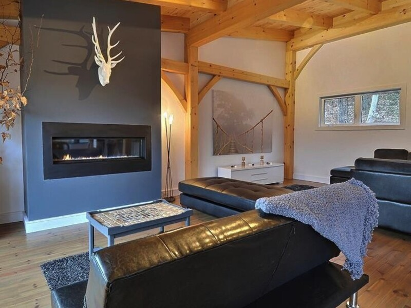 location du chalet chalet de caroline wattie saint c me lanaudi re les montagnes qu bec. Black Bedroom Furniture Sets. Home Design Ideas