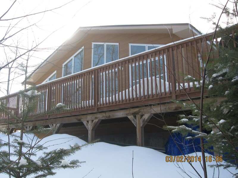 Chalet 1 - Hiver